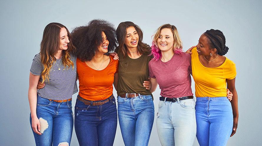 Frauen am Weltfrauentag